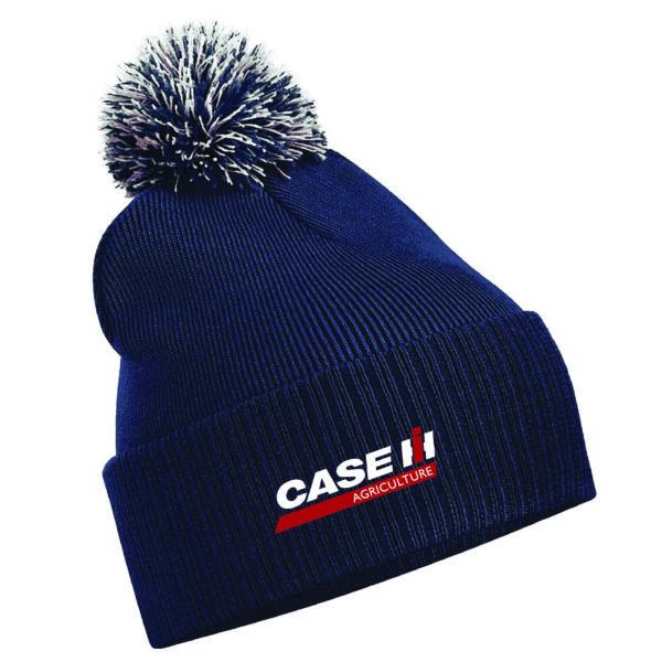 navy case hat