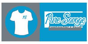 Pure Savage logo